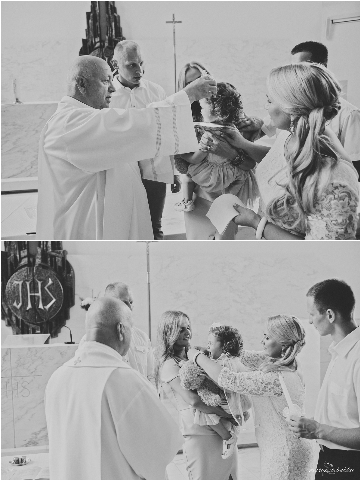 Evos krikštynos