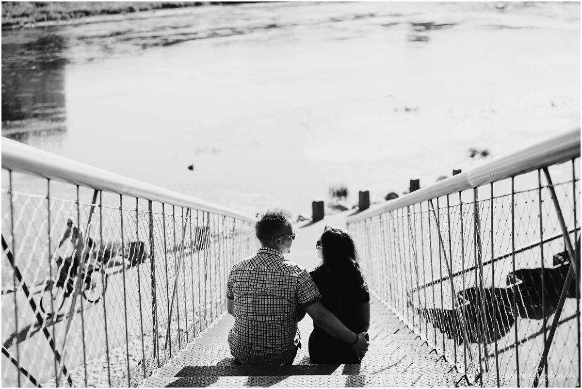Poros fotosesija mieste