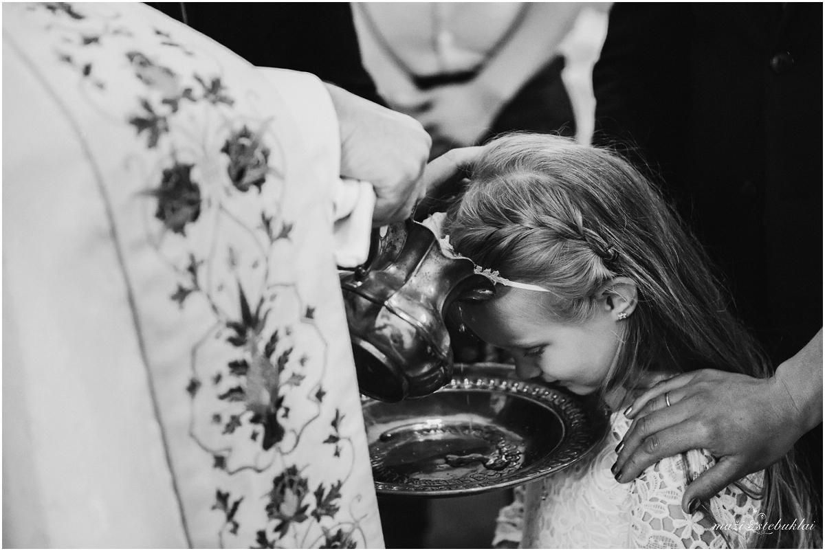 Krikštynos Kėdainiuose