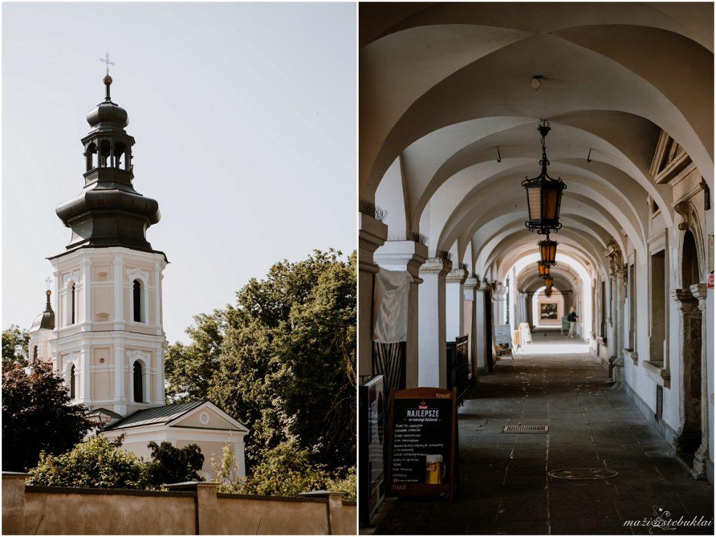 Kelionė / Zamostė / Lvovas