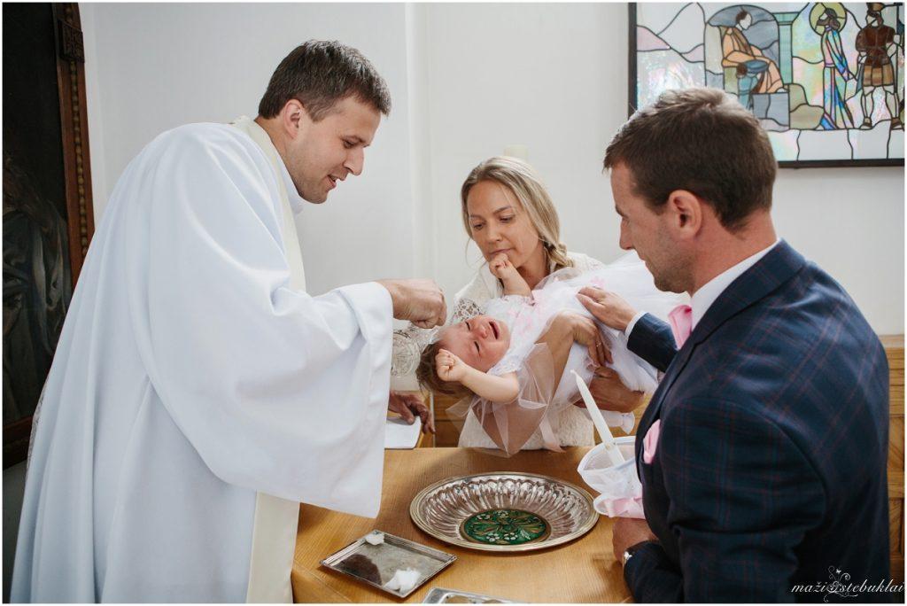 Elzės krikštynos