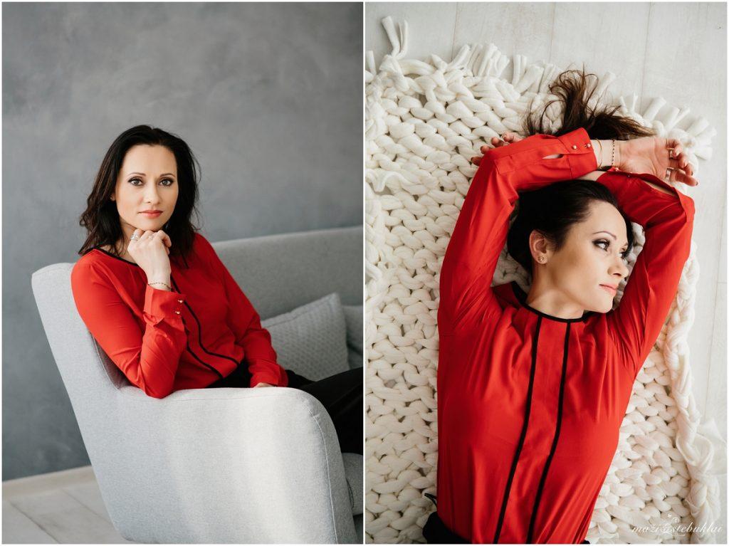 Portretai studijoje / Vaida / Asmeninė fotosesija