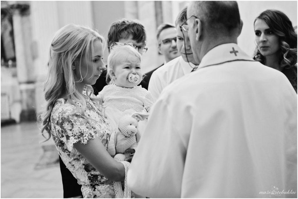 Amelijos krikštynų fotosesija Anykščiuose