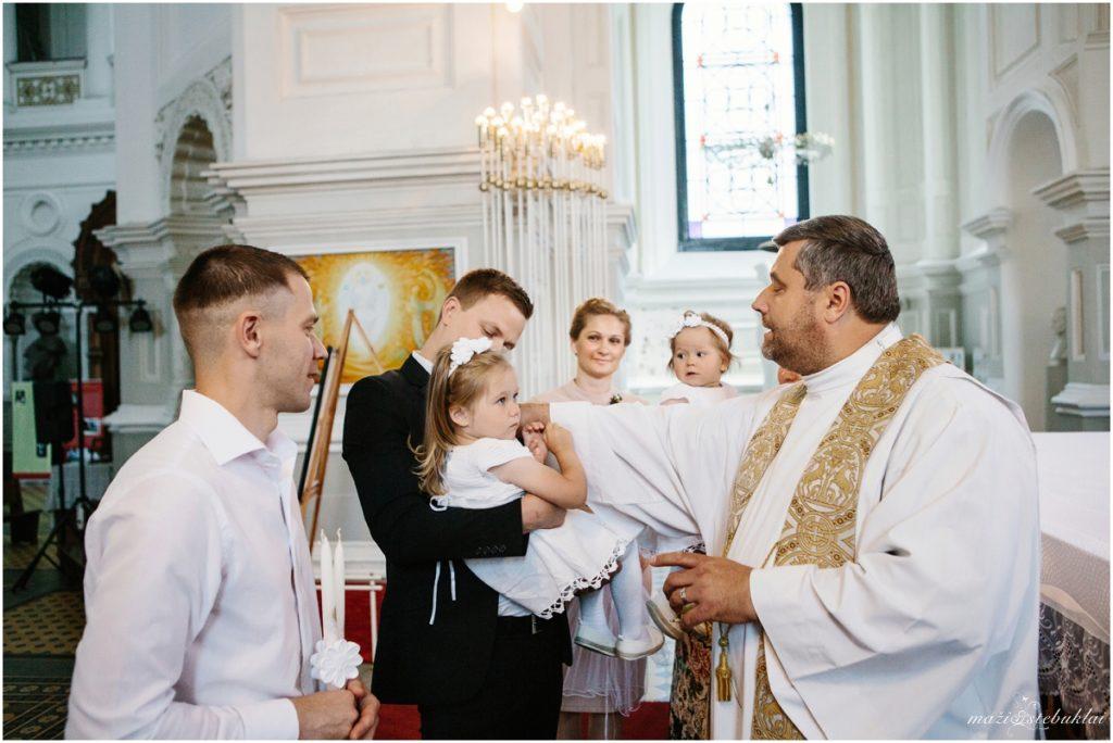 Krikštynos Sobore