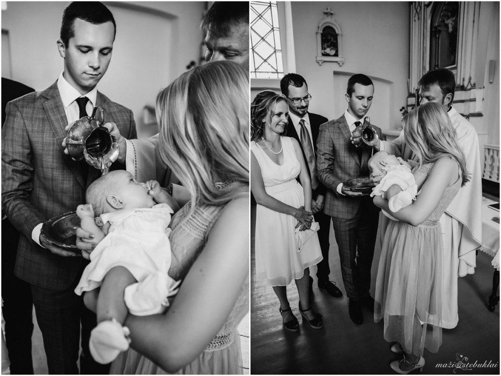 Emilijos krikštynos