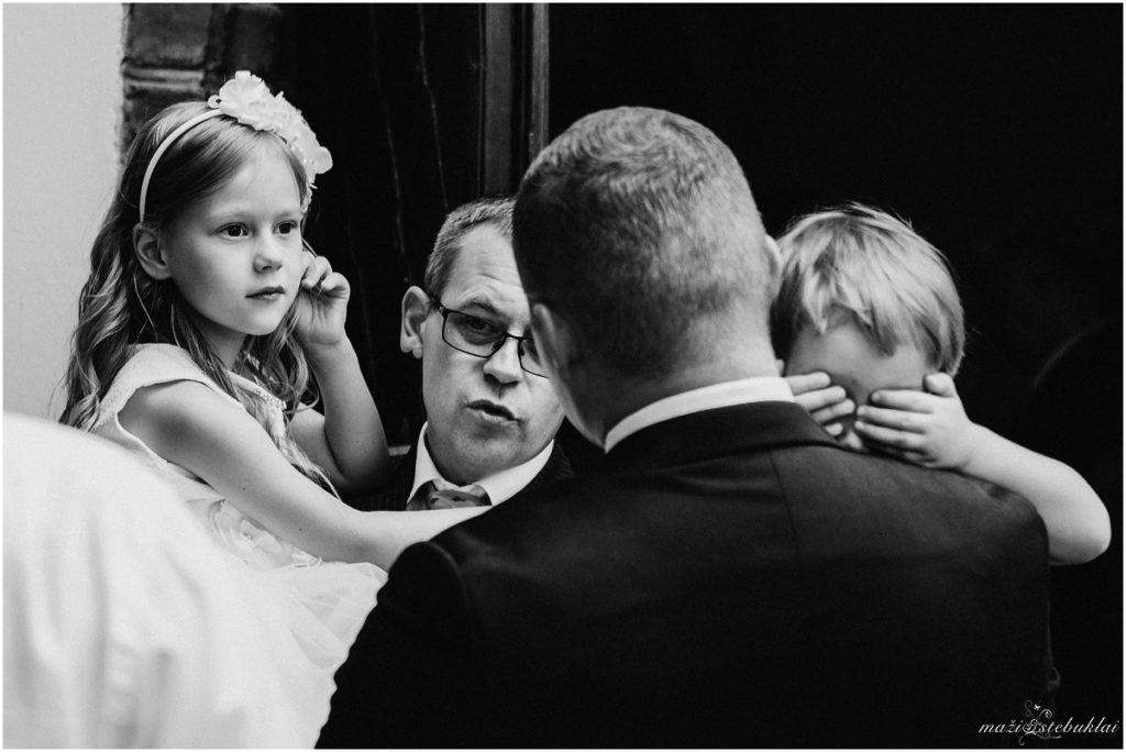 Krikštas Vytauto bažnyčioje