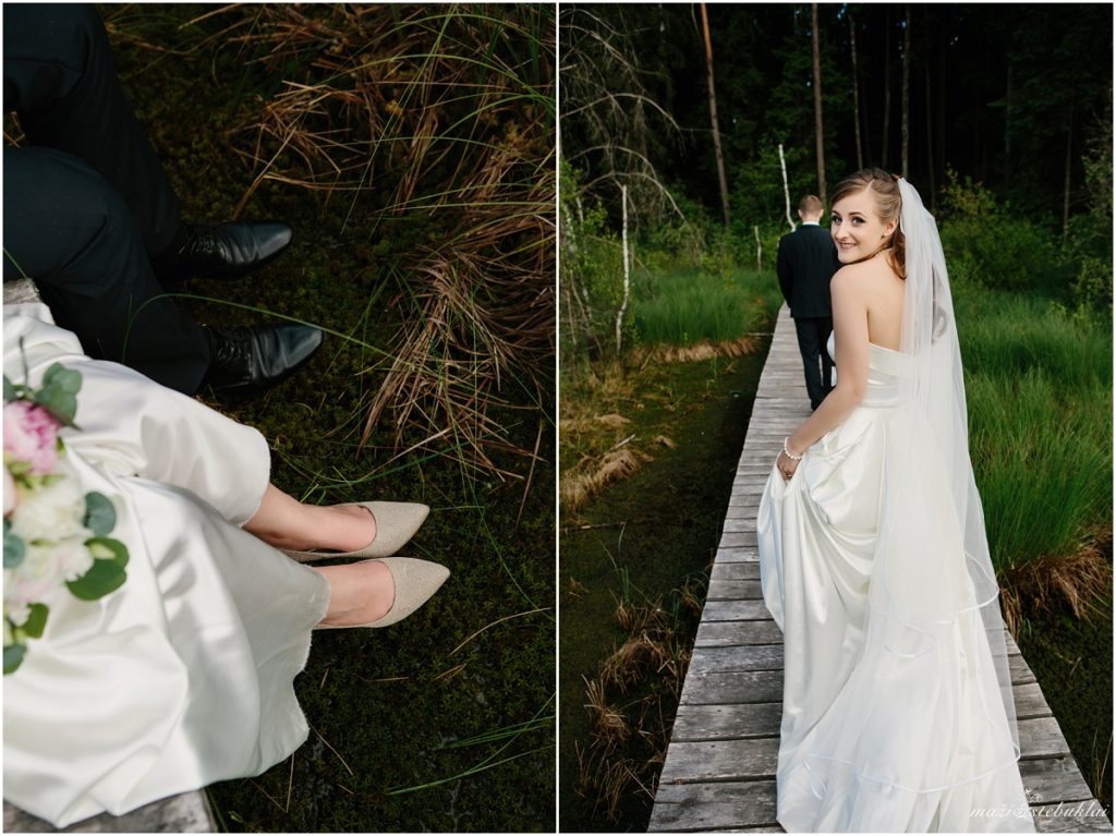 Redos ir Simono Vestuvinė fotosesija