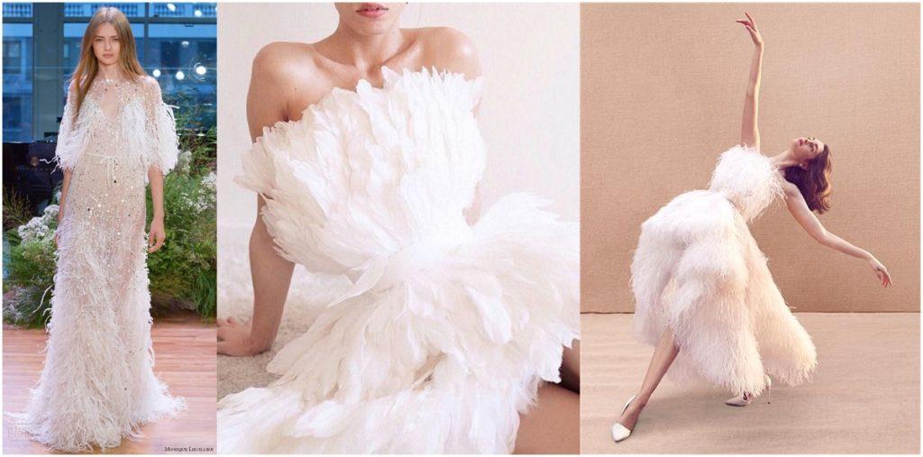 Vestuvinių suknelių tendencijos