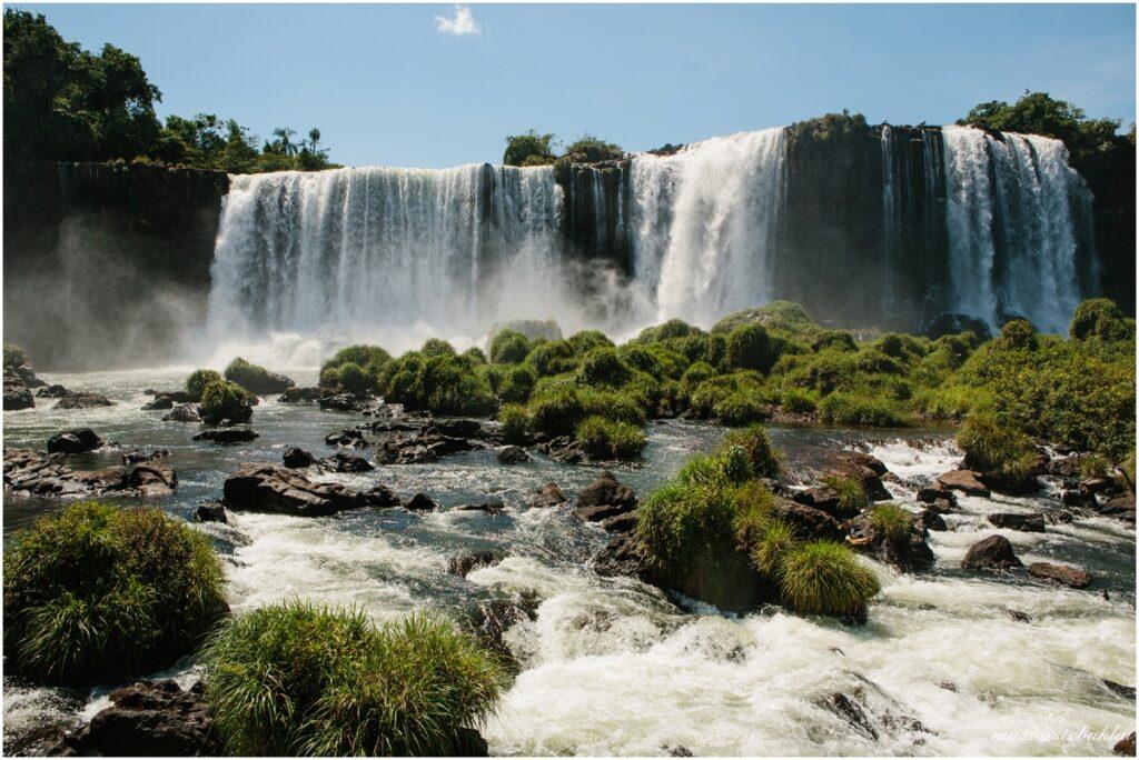 Brazilija Iguazu